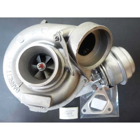 Remanufactured Turbocharger 715910 Garrett GT2256V + gaskets