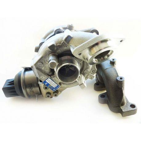 Remanufactured Turbocharger 54409700021 Borg Warner BV40D-0021 + gaskets