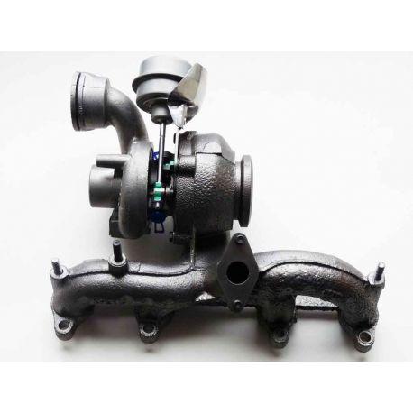 Remanufactured Turbocharger 54399880009 54399700009 54399880020 54399700020 Borg Warner KP39A-0009 + gaskets