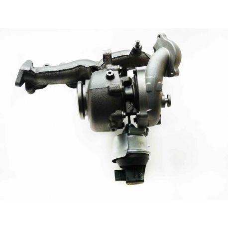 Remanufactured Turbocharger 53039700139 KKK BV43B-0139 + gaskets