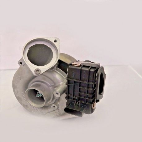 Remanufactured Turbocharger BMW 330D, 3.0D E46. 204HP/150KW, 750773 Turbo + GASKETS