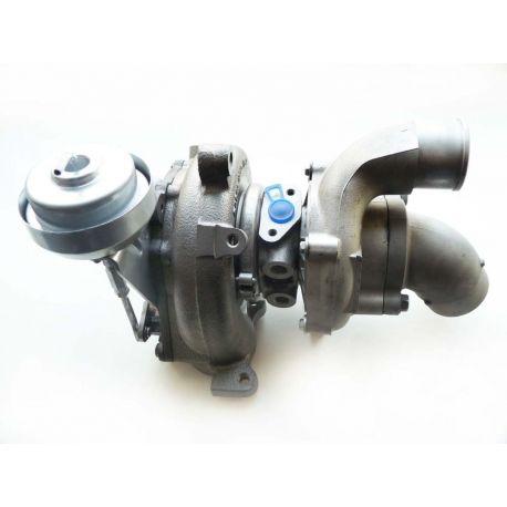 Remanufactured Turbocharger VB15 IHI RHF5V + gaskets