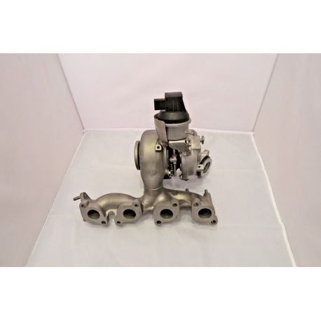 Remanufactured Turbocharger VW Golf / Passat / Eos / Scirocco / Tiguan 2.0TDI BV43B 53039700139 Turbo + Gaskets