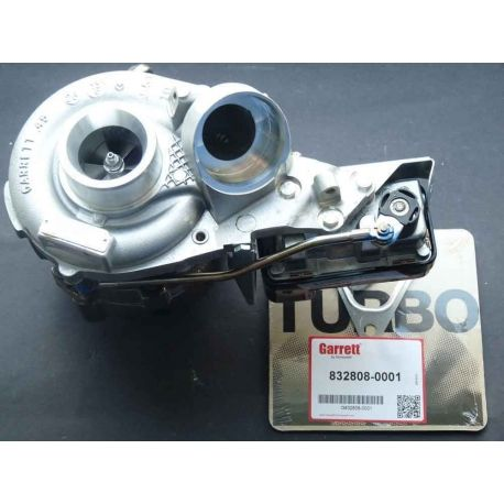 Remanufactured Turbocharger 742693 (R) Garrett GT1852V + gaskets