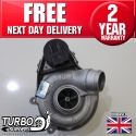 Remanufactured Turbocharger Land Rover Discovery Range Rover 2.7TD 140KW 53049880069