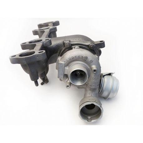 Remanufactured Turbocharger 720855-0001 (R) Garrett GT1749VA + gaskets