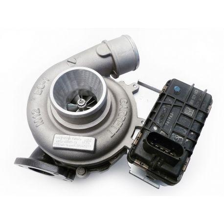 Remanufactured Turbocharger 753546-0014 (R) Garrett GTB1752VK + gaskets