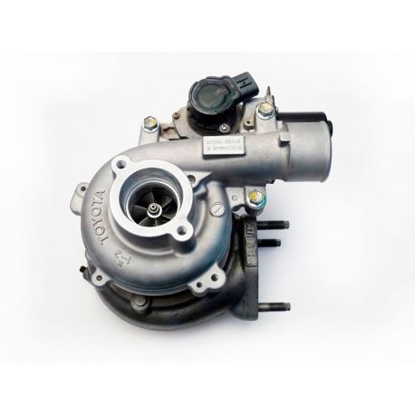 Remanufactured Turbocharger 17201-30160 Toyota CT26 + gaskets