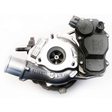 Remanufactured Turbocharger 780708-0002 Garrett GTB12VZ + gaskets