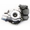 Remanufactured Turbocharger 780708-0002 Garrett GTB12VZ + gaskets