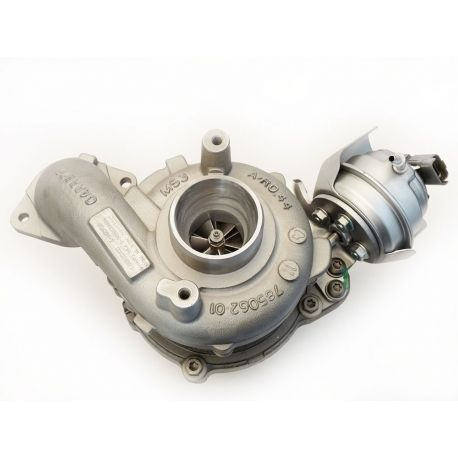 Remanufactured Turbocharger 806291 Garrett + gaskets