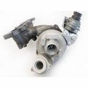 Remanufactured Turbocharger 775517 Garrett GTC1244MVZ + gaskets