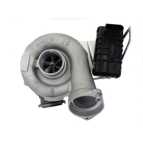 Remanufactured Turbocharger 758351 Garrett GTB2260VK + gaskets