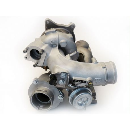 Remanufactured Turbocharger 53039700105 KKK + gaskets