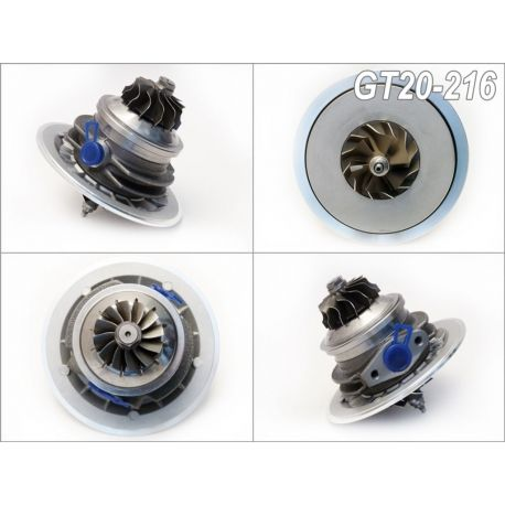 Land Rover Discovery 452239 GT2052S Turbo cartridge CHRA