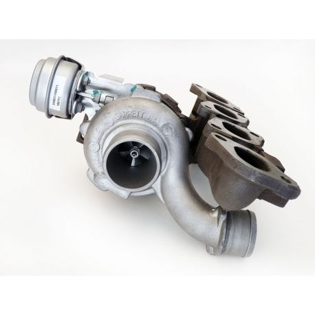 Remanufactured Turbocharger 766340-0001 Garrett GT1749MV + gaskets