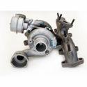 Remanufactured Turbocharger 54399700005 54399880005 Borg Warner KP39 (KP39B-0005) + gaskets