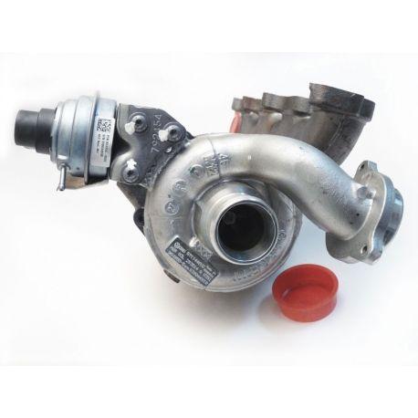 Remanufactured Turbocharger 803955-0005 II Garrett GTC1446VMZ (GTC1446VZ) + gaskets
