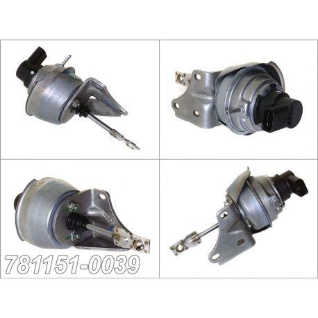 GT14 792290 Turbo actuator 781151-39 781151-0039 Volkswagen T5 Transporter 2.0 TDI