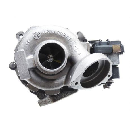 Remanufactured Turbocharger 762965 Garrett GTB1752V + gaskets