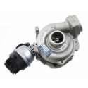Remanufactured Turbocharger 53039700140 Borg Warner BV43-0140 + gaskets