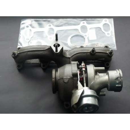 Remanufactured Turbocharger 54399700022 Borg Warner BV39A-0022 + gaskets