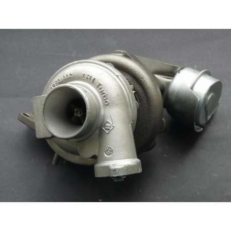 Turbocharger VVP2