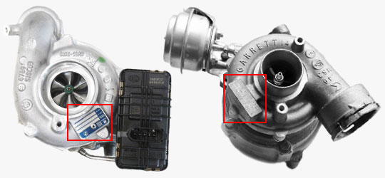 How to identify your turbocharger